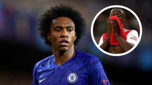 (Chuyển nhượng Arsenal) Willian được tin 'xịn xò' hơn ngôi sao 72 triệu Bảng | Goal.com
