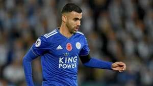 Rachid Ghezzal, Leicester City