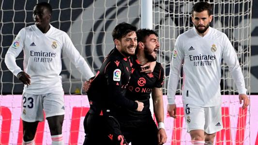 El resumen del Real Madrid vs. Real Sociedad de la LaLiga 2020-2021: vídeo, goles y estadísticas | Goal.com