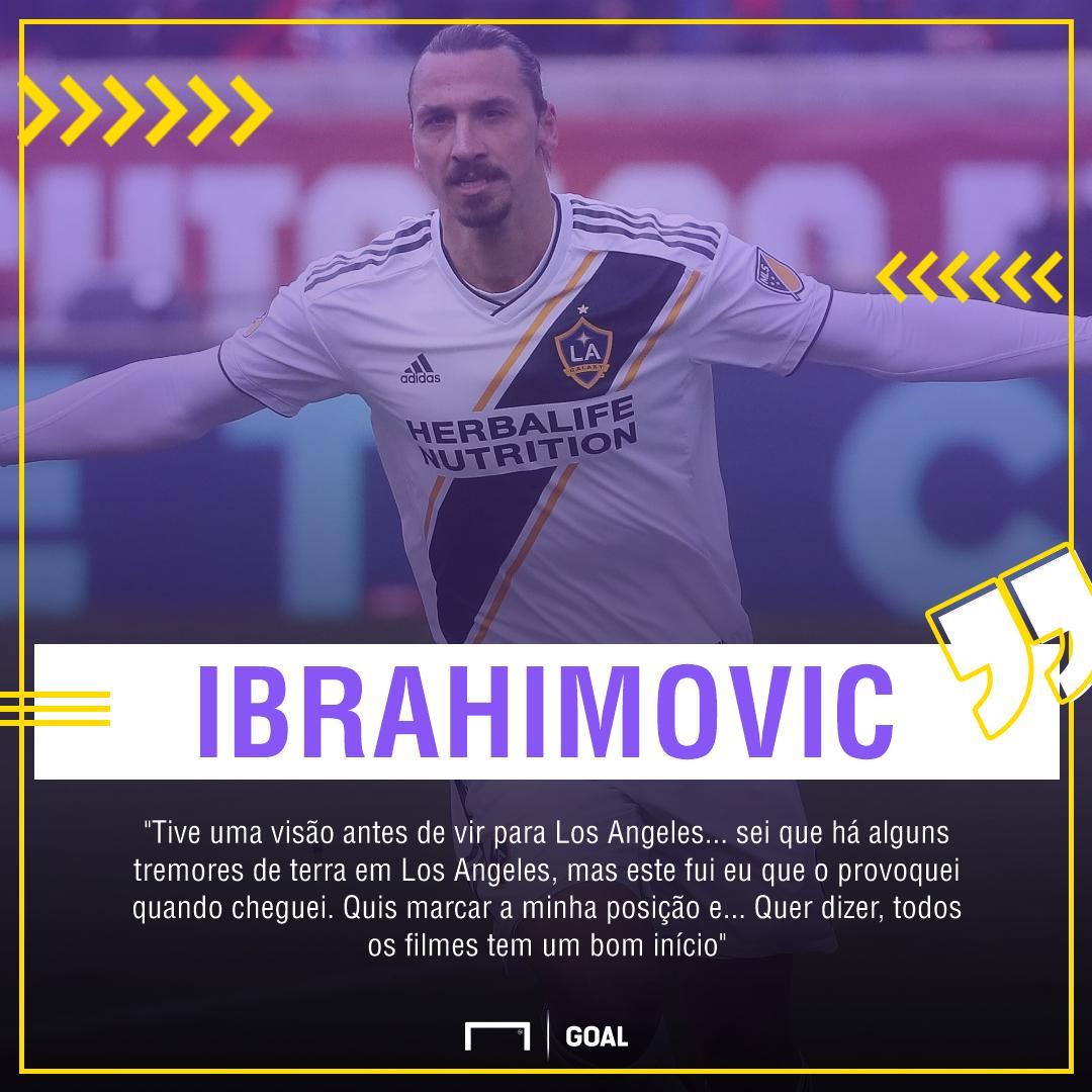 As Melhores Frases De Ibrahimovic Goal Com