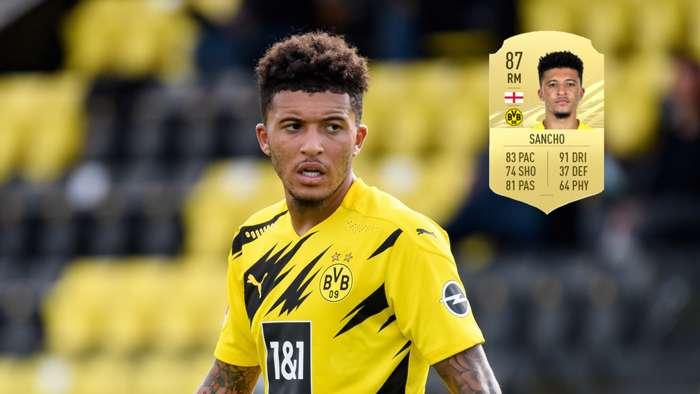FIFA 21 Jadon Sancho