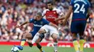 Chicharito West Ham - Arsenal