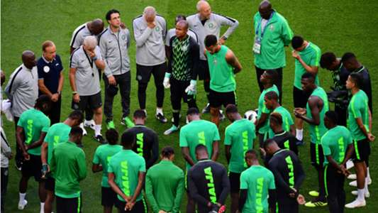 Super Eagles arrive Benin by boat for crucial Afcon qualifiers | Goal.com