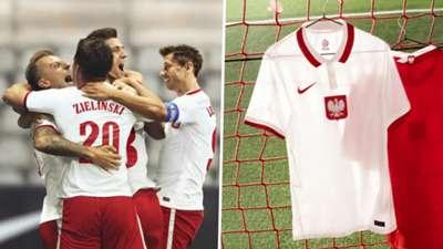Poland Euro 2020 home kit