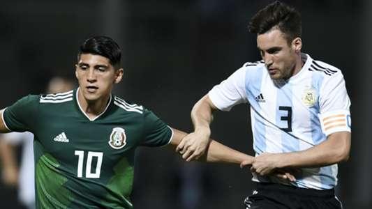 Argentina vs Mexico: TV channel, live stream, squad news & preview   Goal.com