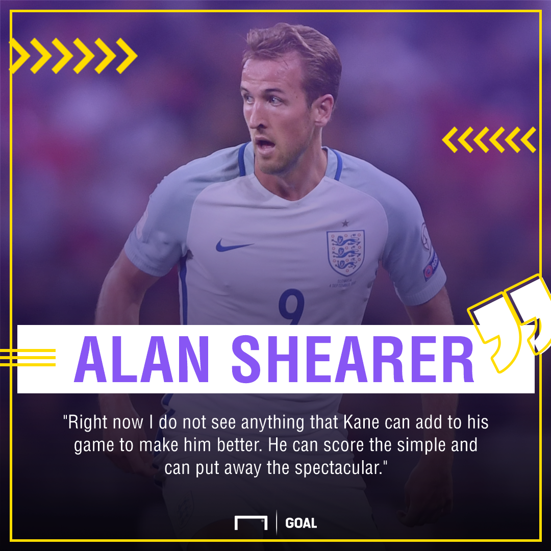 Harry Kane Quote GFX