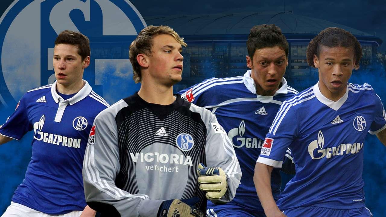 GFX Jugend Schalke 04
