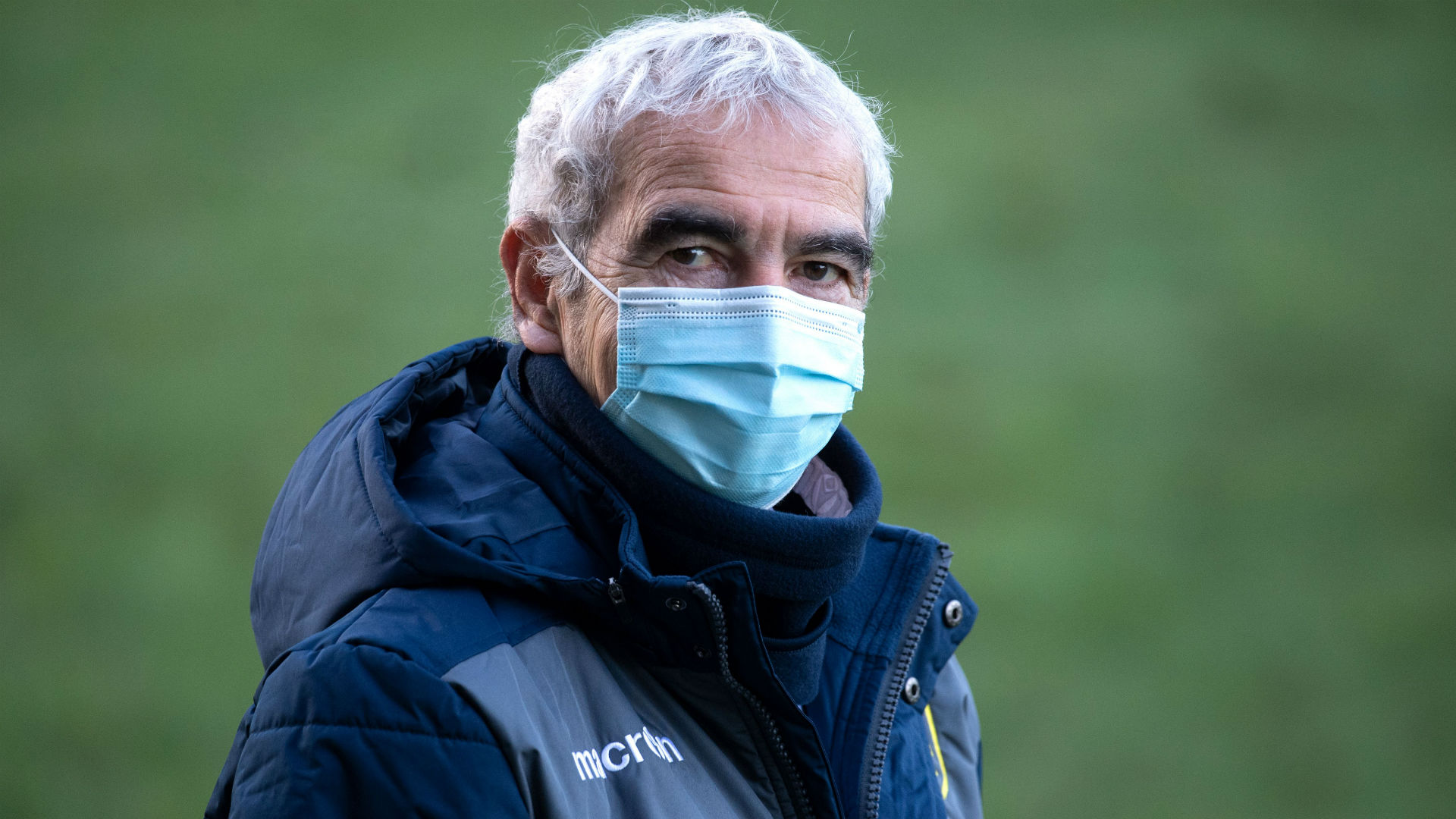 I Would Ve Wanted To Sign Maradona But He S Dead Nantes Boss Domenech In Bizarre Transfer Quip Goal Com