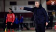 Zinedine Zidane Unionistas Real Madrid DAZN Copa del Rey 22012020