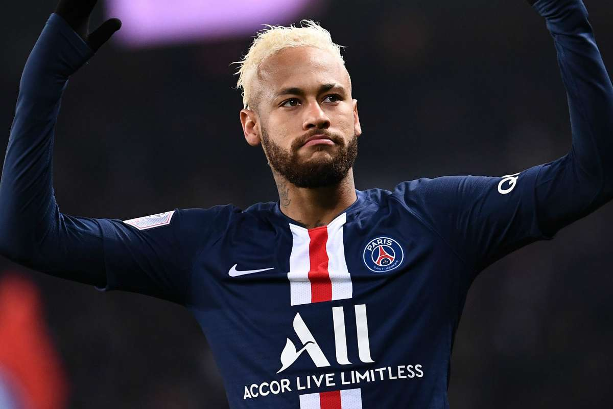 Neymar Doesn T Need To Mock His Opponents Delort Slams Psg Star For Showboating In Previous Montpellier Clash Goal Com