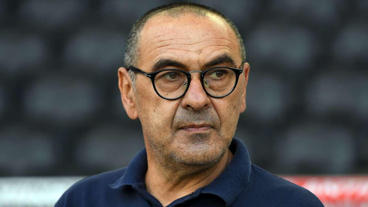 Maurizio Sarri Juventus 2020