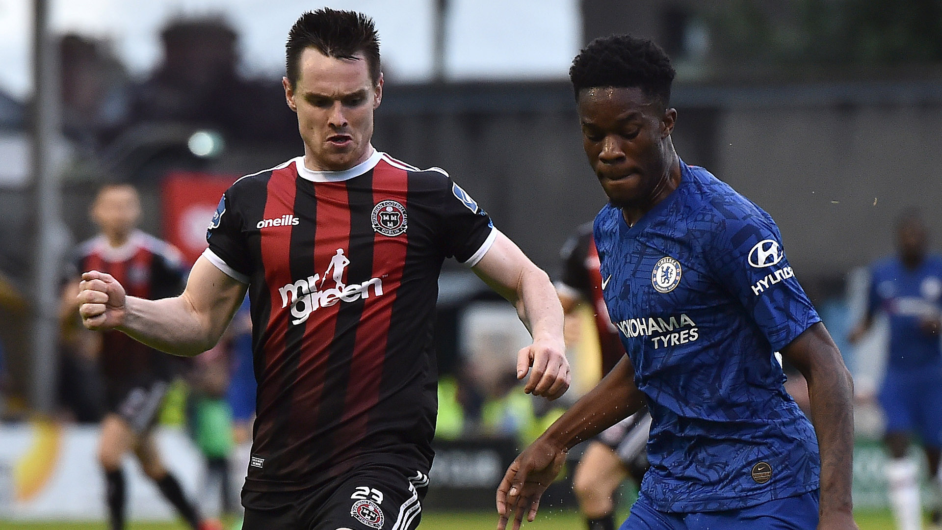 Chelsea loanee Ugbo still behind in fitness – Cercle Brugge coach Clement
