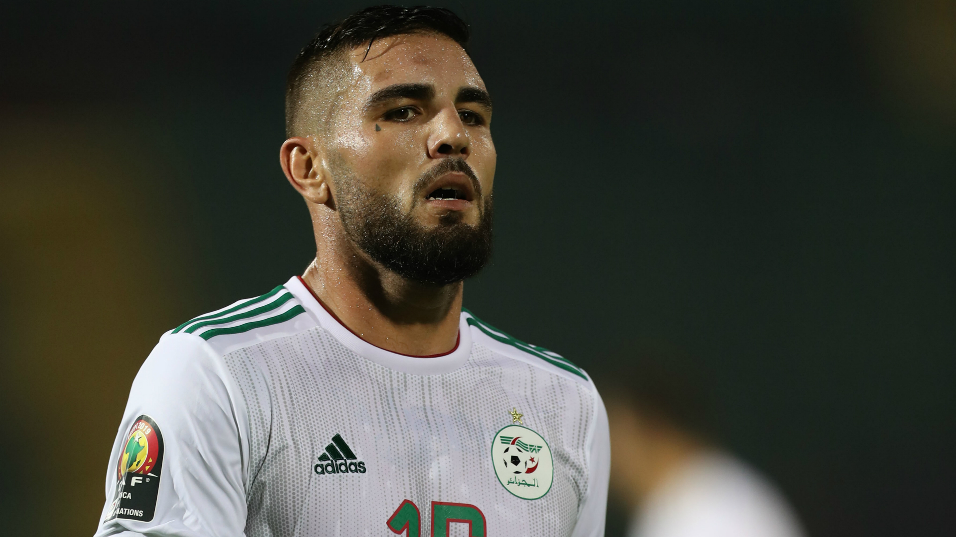 'I did not sleep overnight' - Montpellier star Delort on fairy-tale Afcon with Algeria