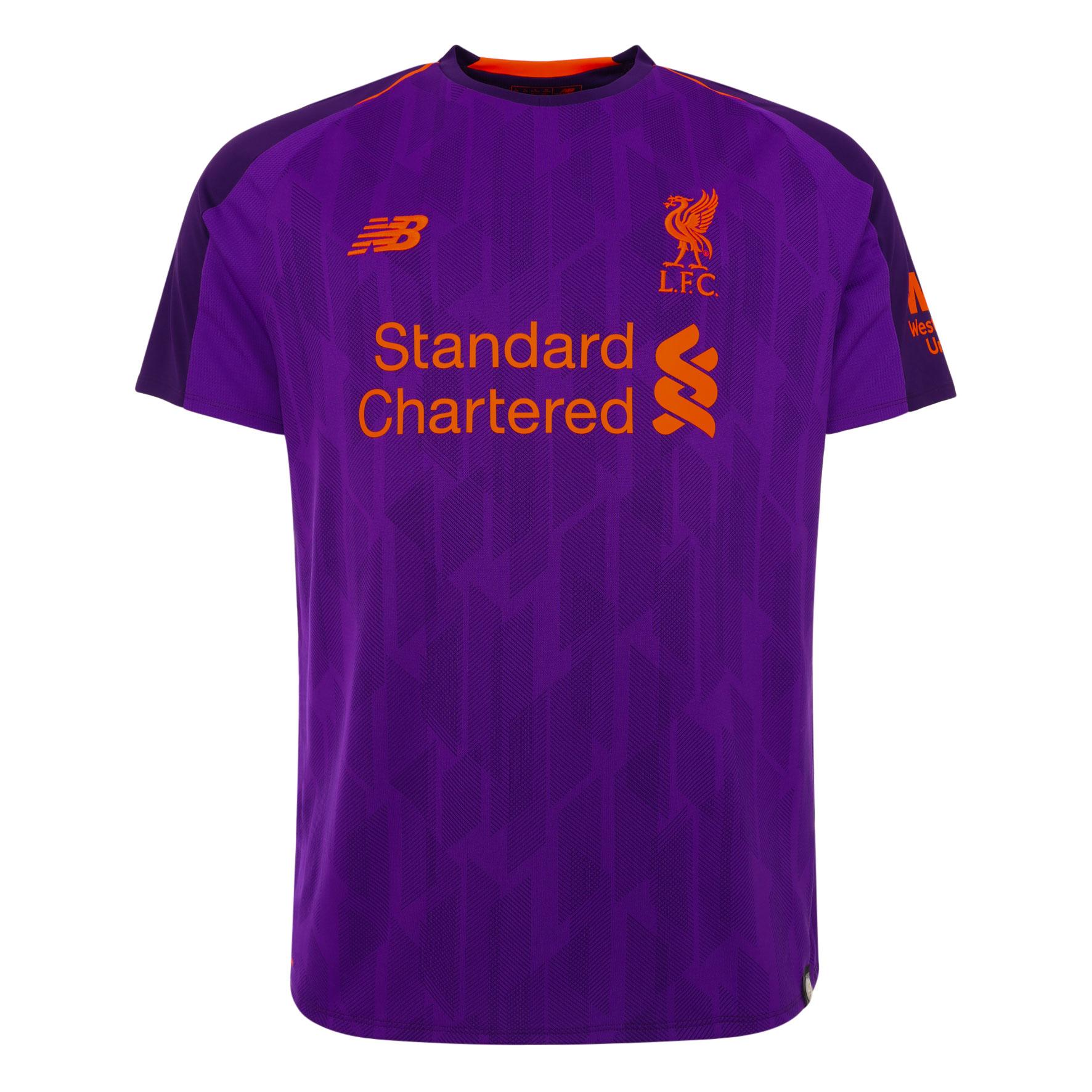 Liverpool 18/19 away kit