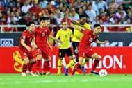 Vietnam vs Malaysia, AFF Championship, 16112018