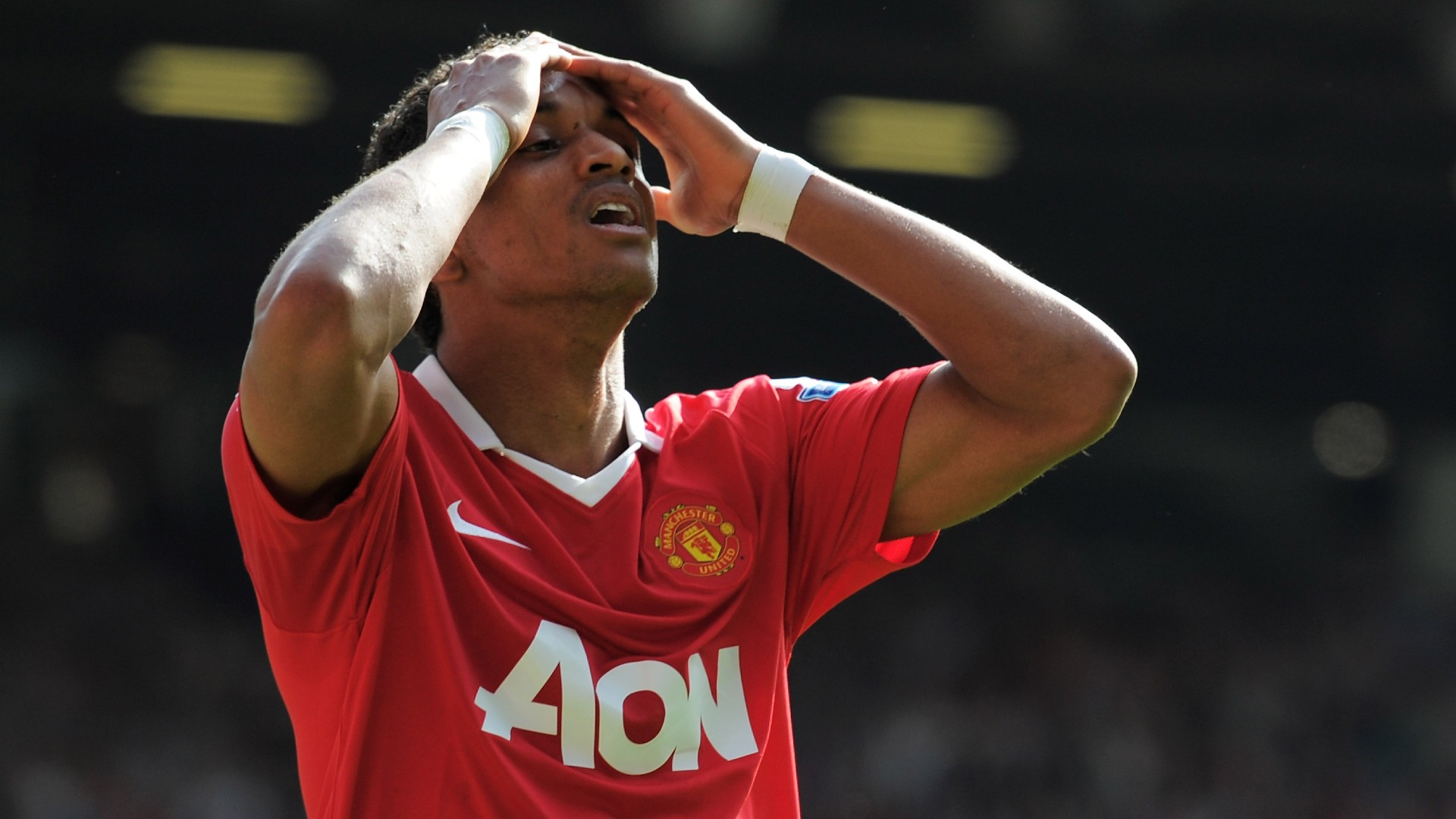 Nani: I didn't understand Man Utd players – I thought they didn't like me