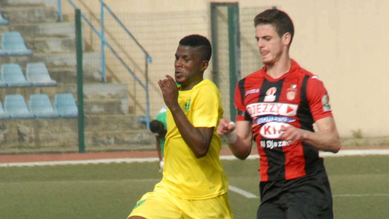 Plateau United vs. USM Alger - Johnson Ibeh