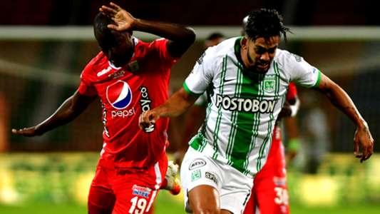 Atlético Nacional vs. América de Cali en vivo por la Liga BetPlay: partido online, resultado, formaciones y suplentes | Goal.com