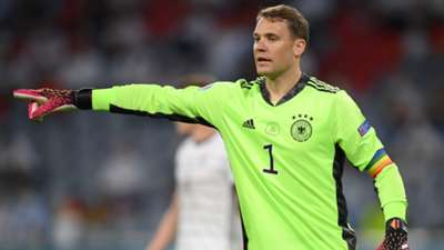 Manuel Neuer Germany France 15062021