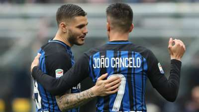 Icardi Cancelo Inter Verona Serie A