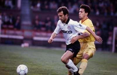 Galatasaray Besiktas 1992