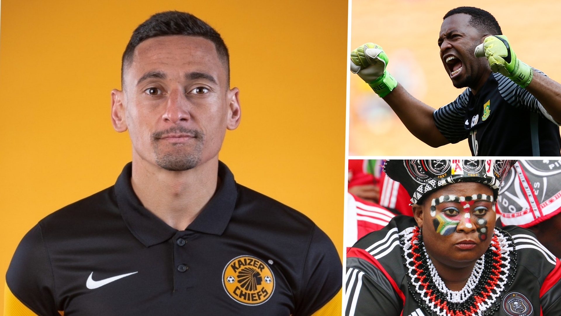 Carling Black Label Cup: Cole Alexander & hottest Soweto Derby search terms