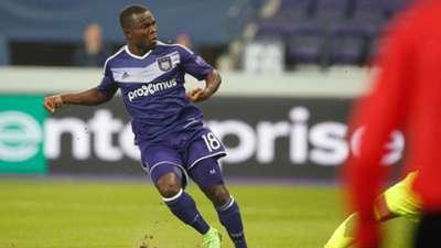 Frank Acheampong - Anderlecht - Europa League 16022017