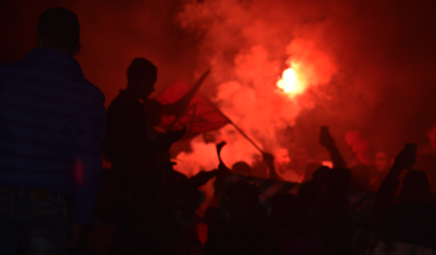 Moroccan fans - mahmoud-maher