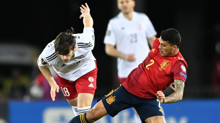Spain National Under-21 Football Team: Who is Pedro Porro, the Sporting Portugal player who makes his debut with the Spanish National Team?