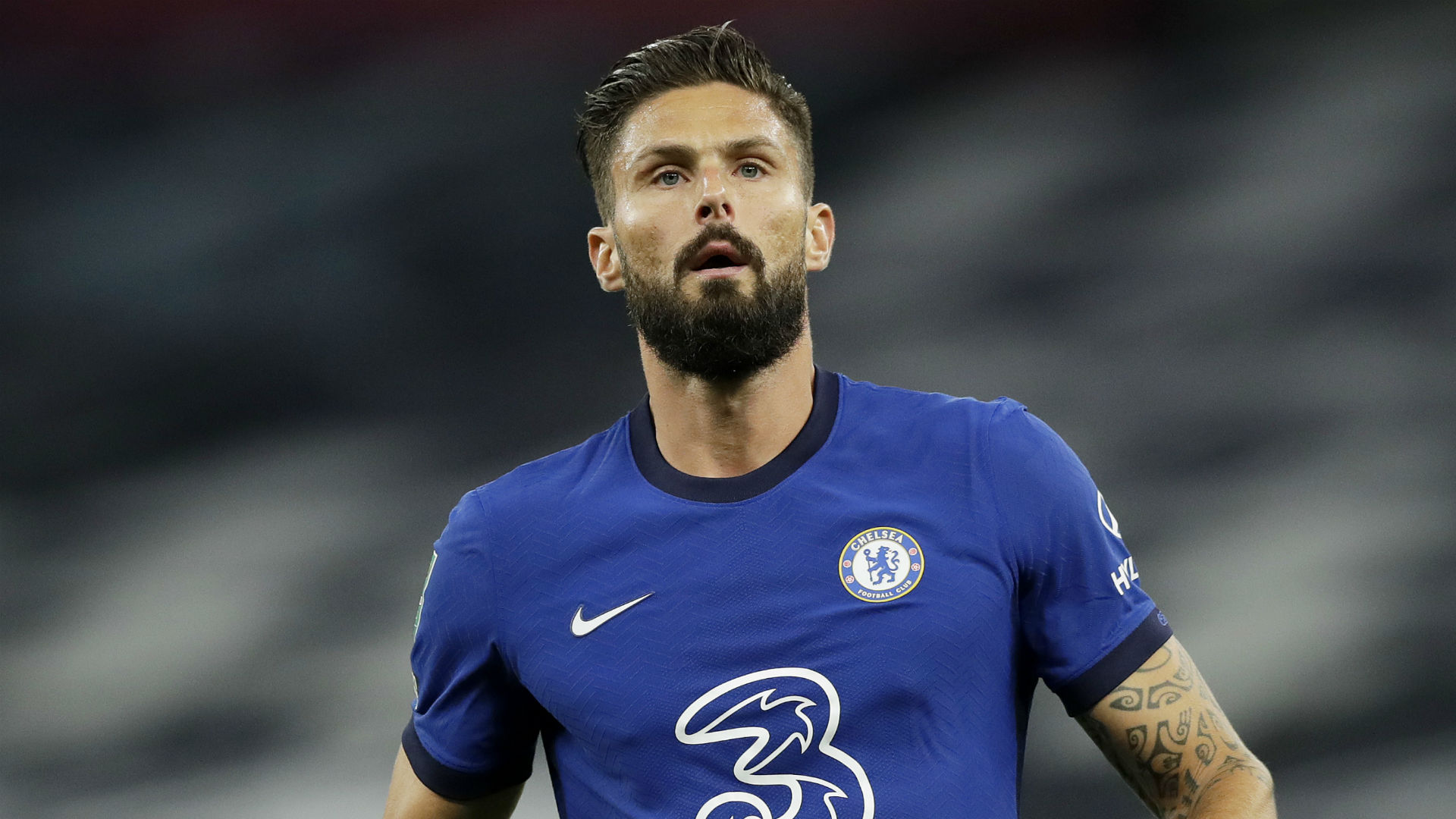 Lampard addresses speculation over Giroud's future at Chelsea