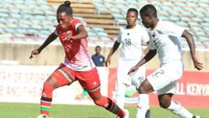 Janet Bundi of Kenya against Amfobea Gladys of Ghana.
