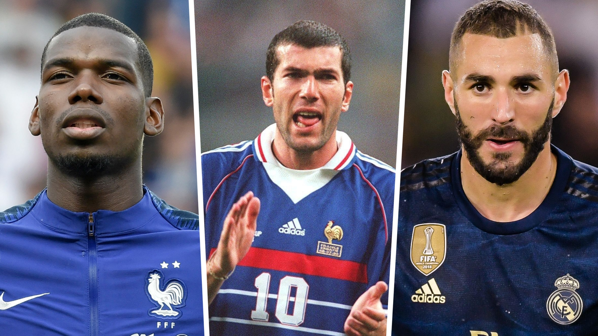 Picking an African Dream Team who played for France