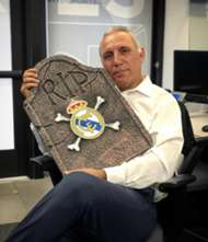 Stoichkov lapida Real Madrid