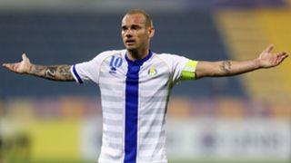 Wesley Sneijder Al Gharafa