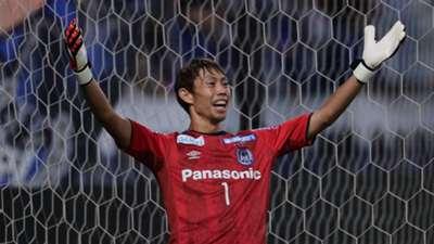 Masaaki Higashiguchi Gamba Osaka 2019-07-13