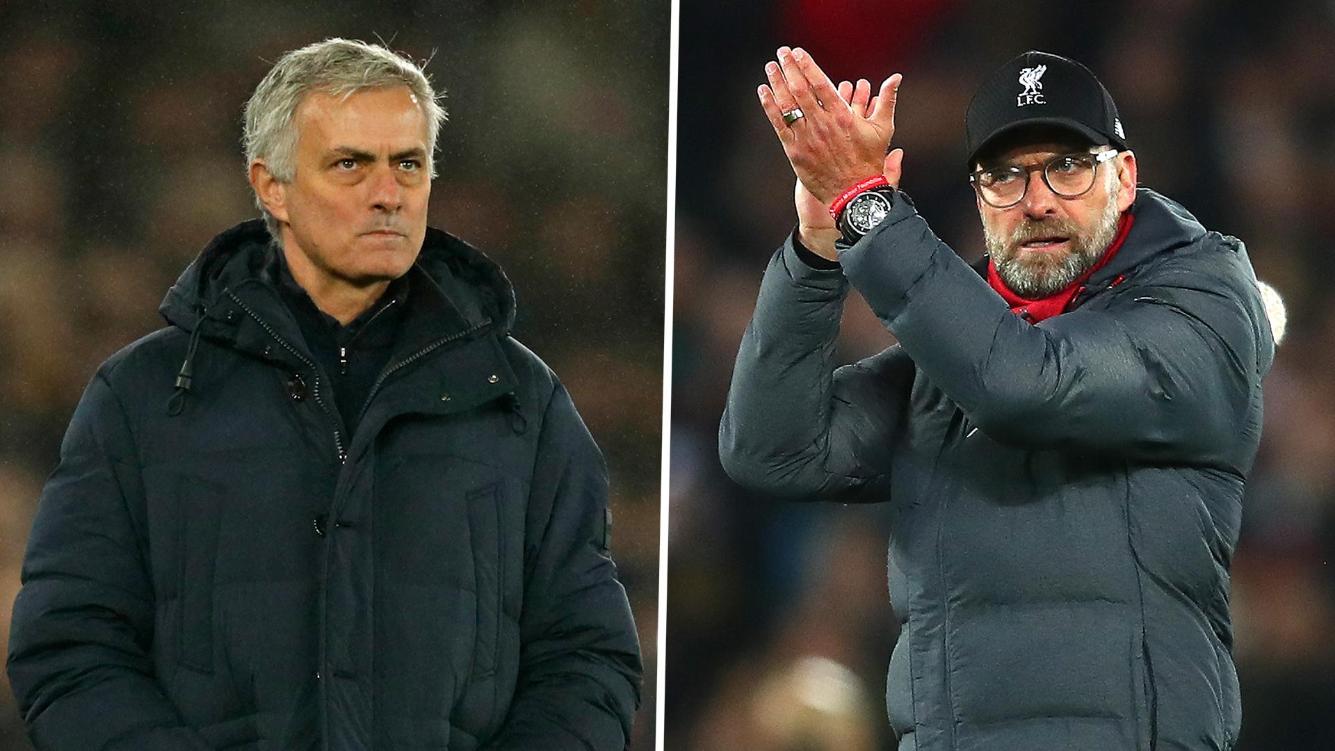 VIDEO - Klopp : « Mourinho est un entraîneur de classe mondiale avec un état d'esprit particulier »