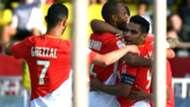 Radamel Falcao Monaco Strasbourg Ligue 1 16092017