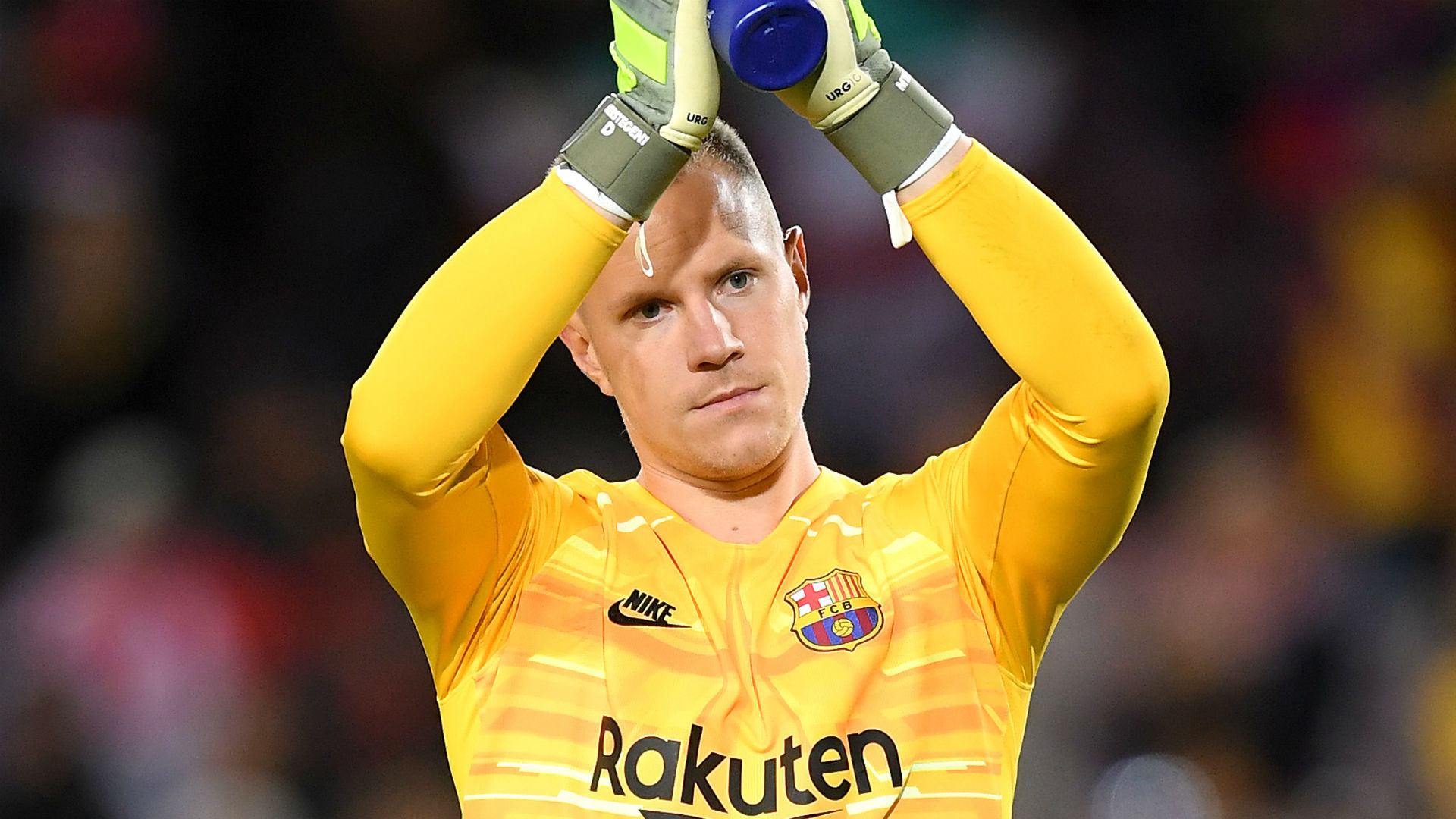 Five things you might not know about Marc-Andre ter Stegen