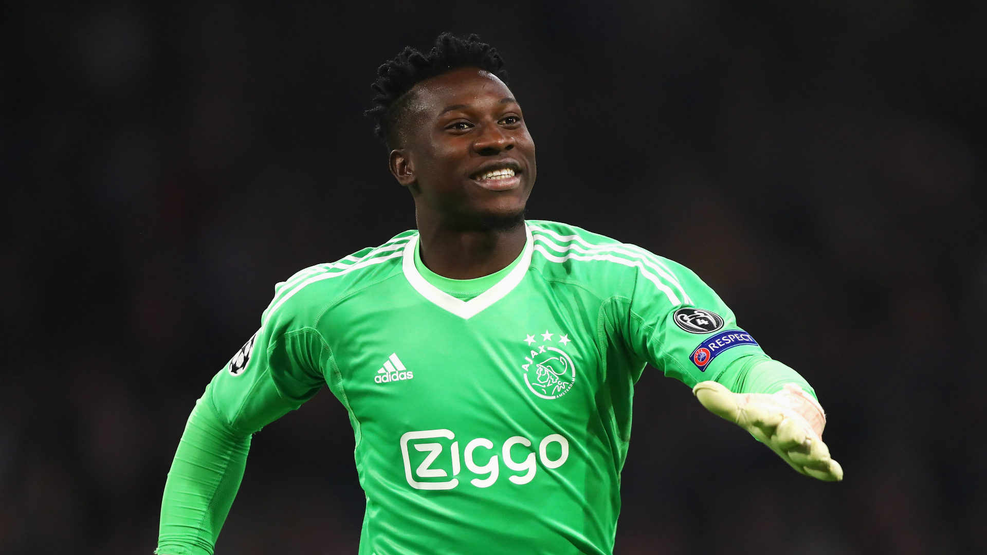 Onana and Labyad help Ajax extend lead on Eredivisie table