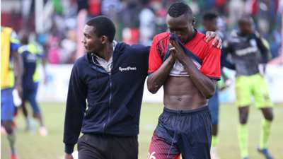 AFC Leopards player.