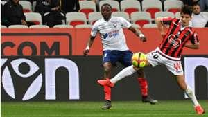 Youcef Atal Casimir Ninga Nice Caen Ligue 1 20042019
