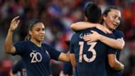France China Women's 2019