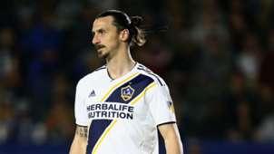 Zlatan Ibrahimovic Galaxy MLS
