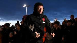 Jesse Lingard Manchester United Derby 2019-20