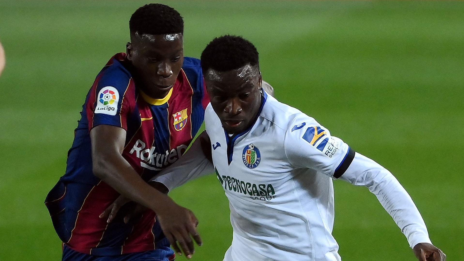 Spain-based duo Sabit and Obeng join Ghana U23s for Japan and South Korea friendlies