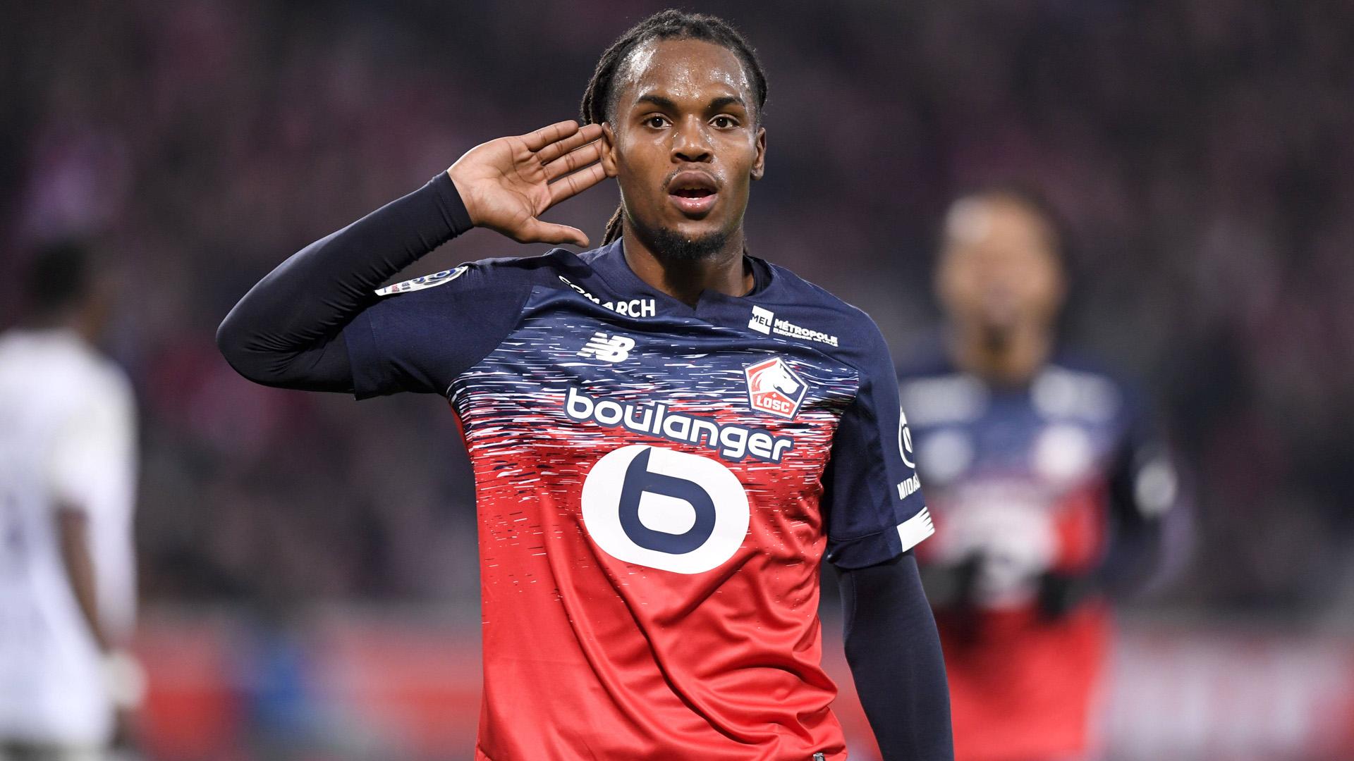 """Lille - Renato Sanches : """"C'est clair que je suis un autre joueur"""""""