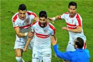 الزمالك - فرجاني ساسي - عمر السعيد - طارق حامد