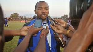 Kagere Sugar coach Mecky Maxime.