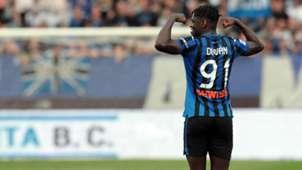Duván Zapata Atalanta Lecce Serie A 2019