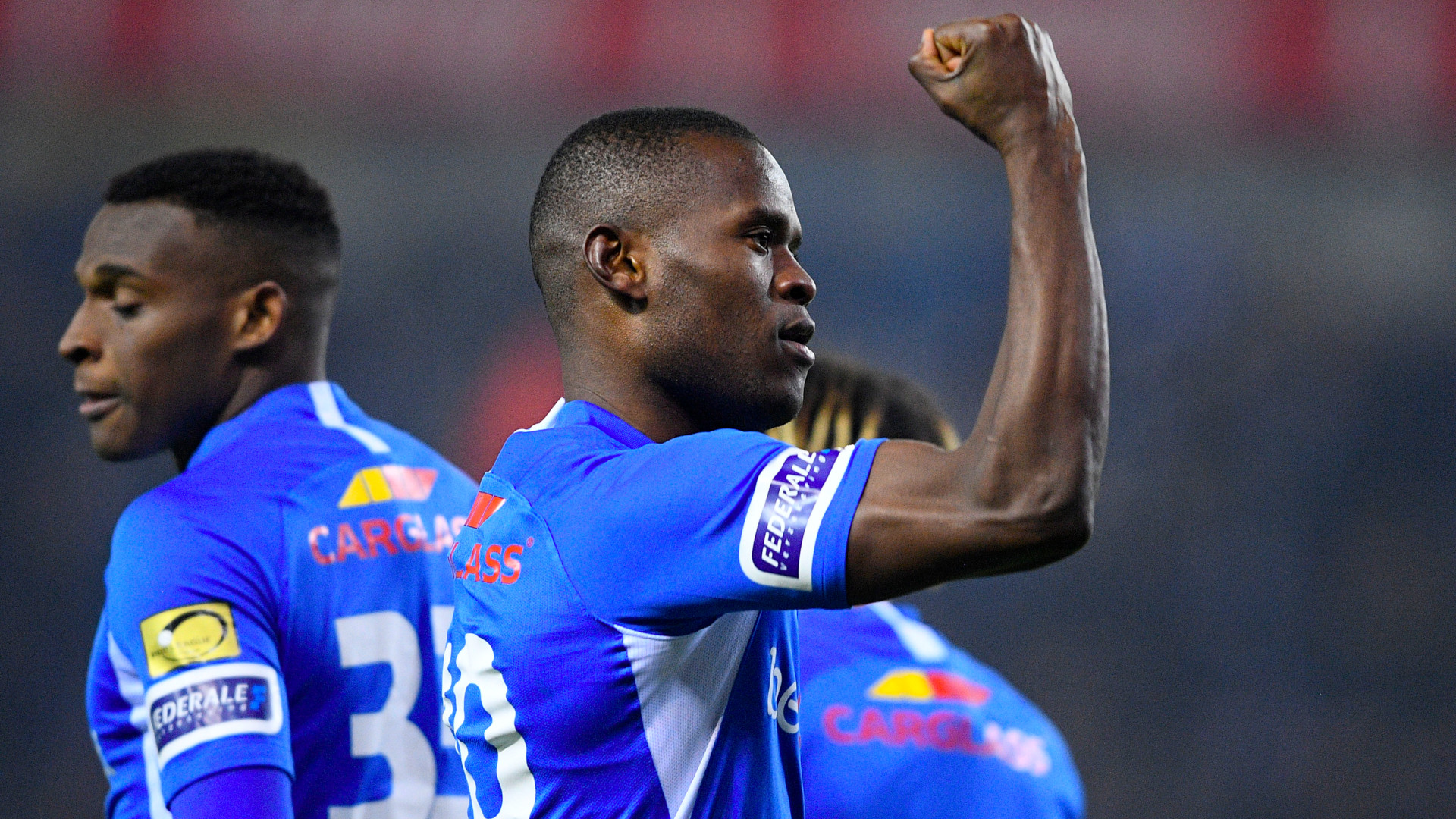 'I am holding back the tears' - Samatta sends emotional message to Genk after Aston Villa move